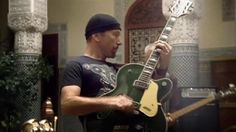 The Edge - Gretsch 1959 Country Club