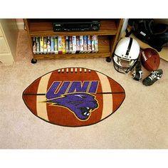 """Northern Iowa Panthers 22""""x35"""" Football Mat"""