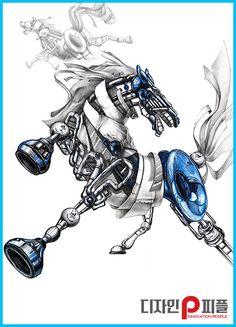 2018학년 국민대 기초조형 준비하기 : 네이버 블로그 Unicorn Logo, Blues Clues, Copic, Tatoos, Sketches, Blue Things, Concept, Deviantart, Fantasy