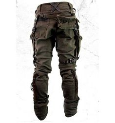 Ridiculously amazing pants! 14th Addiction: PT Breakers #steampunk kinda overpriced at $579