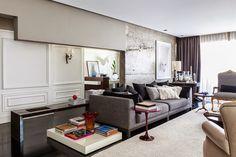 O apartamento de Mauricio Karam