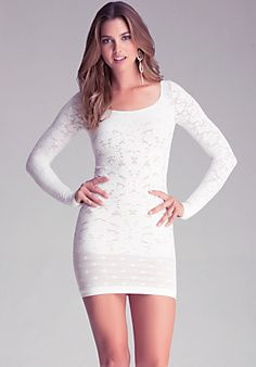Victoria Lace Dress so cute, i loooove little lace dresses with sleeves! bodycon lace = perfff