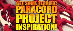 """Everything you need for your paracord projects! Ideas, inspiration, tutorials, knots, hardware, tools, tips, tricks, hacks, paracord """"survival grenades"""" and more!"""