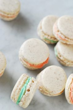A fool-proof French Macaron