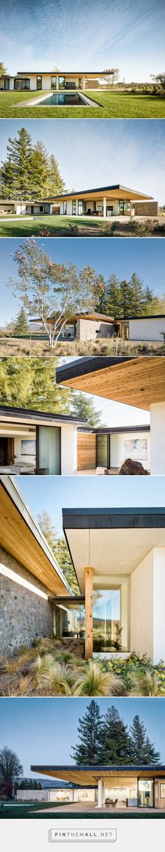 Oak Knoll Residence by Brandon Jorgensen - created via https://pinthemall.net