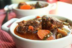 Creole Contessa: Slow Cooker Italian Wedding Soup# slow cooker healthy recipes