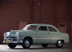 1950 Ford Custom Deluxe Tudor Sedan