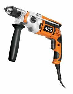 Electrodomestico - AEG SB 20-2 E Taladro de martillo -  http://tienda.casuarios.com/aeg-sb-20-2-e-taladro-de-martillo/