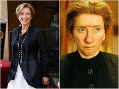 20actors who are completely unrecognisable with make-up on