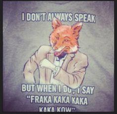 #whatdoesthefoxsay #meme #funny #fox