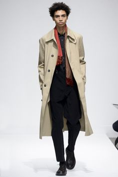 Catwalk photos and all the looks from Margaret Howell Autumn/Winter 2016-17 Menswear London Fashion Weeks