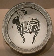 ancestral Puebloans are also known for their pottery. In general, pottery used for cooking or storage in the region was unpainted gray, either smooth or textured.