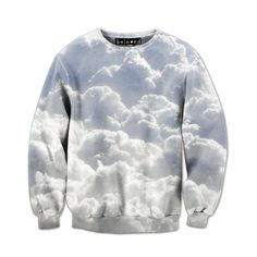 Clouds Sweatshirt///Beloved Shirts