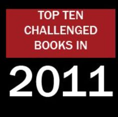 Frequently challenged books of the 20th century.  From http://www.ala.org/bbooks/frequentlychallengedbooks/top10