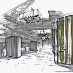 #McCARTAN concept for Westin Cleveland Downtown... #luxury #design #interior
