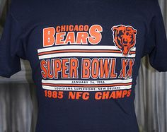 Bowl tee Chicago Bears Super Bowl 6c74d9a5b
