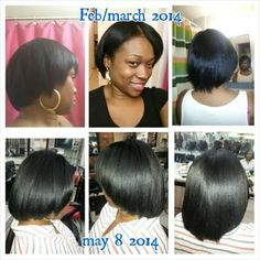 "Congratulations to this Hairfinity diva TeresaAvila1 on her Hairfinity hair journey! She said: ""I had to share another pic for the doubters!!! Once again thank you, I will show new results in July!!!"