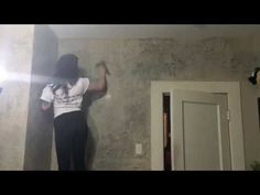 D.I.Myself! - Wall Faux Finishing Techniques 101 - YouTube
