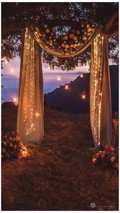 Outdoor Wedding Backdrops, Wedding Backdrop Design, Wedding Reception Backdrop, Outdoor Wedding Decorations, Indoor Wedding, Wedding Venues, Reception Ideas, Reception Decorations, Wedding Games