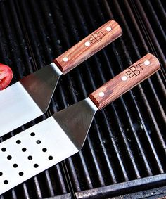 Personalized Grill Spatula Set