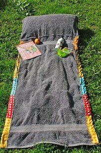 Beach Towel Purse: 16 Beach Hacks That Will Save Your Summer