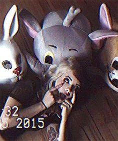 gif, melanie, and melanie martinez lq image Melanie Martinez, Mel Martinez, Cry Baby, Billie Eilish, Adele, Gifs, My Sunshine, Animated Gif, Crying
