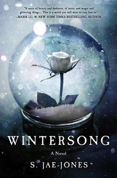 #CoverReveal: Wintersong - S. Jae-Jones