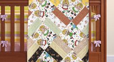 FREE PATTERN: Jack 'n Jill (from Quilt Trends Magazine)