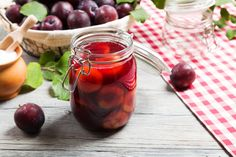 Házi ecetes szilva a dédi receptje szerint: kemény gyümölcs is mehet bele - Recept | Femina