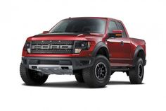 Upscale Off-Roader: 2014 Ford F-150 SVT Raptor Special Edition Revealed - WOT on Motor Trend