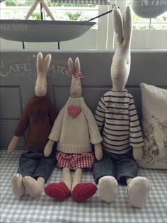My Maileg Rabbits