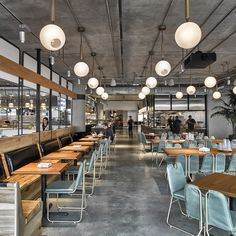 Avroko's brilliantly designed Dropbox cafeteria brings more to the table