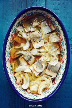 Polish herrings in oil