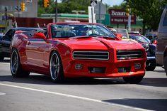 Trans AM Depot 6T9 Pontiac GTO Judge convertible