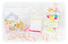Gerry van Gent: Something little, sweet and girly ~The Scrap Cake~...