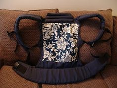 James Family Blog: Soft-structured Baby Carrier