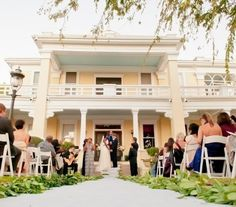 Taylor Mansion - Austin Area Wedding Venue