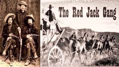 A story once circulated that Jack Almer, who led the Red Jack Gang, dressed up as a woman to rob a stagecoach, but it's mostly fiction.   The Red Jack Gang raided stagecoaches throughout southeastern Arizona. They stole thousands but historians say most of it may still be buried near the gang's hideout in the Wilcox area.  Like other gangs, things didn't end well for The Gang in Red Calico Hoods.  http://tomrizzo.com/the-red-jack-gangs-last-stagecoach-robbery/