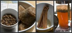 Mexico: Café de Olla | The coffee, cinnamon and piloncillo (a brown sugar) tastes best when prepared in its traditional earthenware pot.