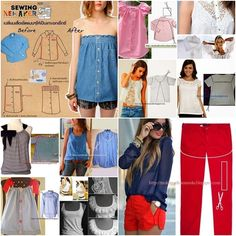 10 Creative Refashion Ideas for Summer