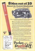 Parker Pen Company. Research Magazine Advertisements. The Best Resource on the Net of Vintage Ads! Parker 51 Fountain Pen (1949) Aero-metric. At your…