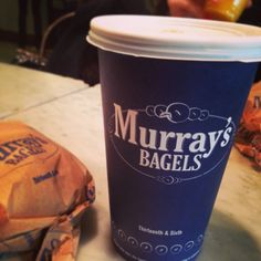 Murray's Bagel in NY