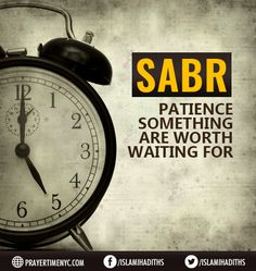 Best Islamic Quote about Patience. Sabr something are worth waiting for. Best Islamic Quotes, Beautiful Islamic Quotes, Inspirational Quotes About Love, Muslim Quotes, Hindi Quotes, Love In Islam, Allah Love, Fajar Prayer, Sabar Quotes