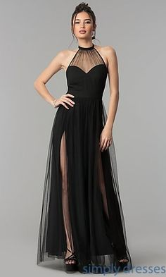 Shop long prom dresses and formal gowns for prom 2020 at PromGirl. Prom ball gowns, long evening dresses, mermaid prom dresses, long dresses for prom, and 2020 prom dresses. Prom Dresses Under 200, Semi Formal Dresses, Black Prom Dresses, Cheap Prom Dresses, Formal Prom, Party Dresses, Sweetheart Prom Dress, Tulle Prom Dress, Prom Ballgown