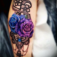 Tattoo uploaded by Sarah-Isabel - Flower tattoos - tattoos Girly Tattoos, Pretty Tattoos, Foot Tattoos, Sexy Tattoos, Beautiful Tattoos, Body Art Tattoos, Skull Tattoos, Tatoos, Bright Tattoos