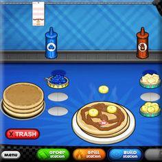 1000 images about papas games on pinterest management - Jeux de cuisine papa louie pancakeria ...