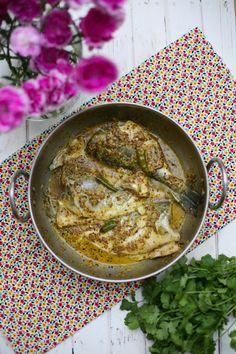 Bengali Mustard Fish Curry