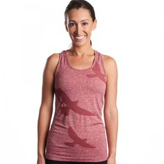 0cf375c03aa A seamless running tank top meant to be lightweight and wicking. The Flyte  Tank is. Oiselle Running Apparel for Women