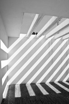 shadow stripes by on DeviantArt Shadow Architecture, Architecture Graphics, Minimalist Architecture, Urban Architecture, Architecture Details, Shadow Photography, White Photography, Light Study, Composition Art