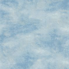 Shop Waverly Blue Skies Wallpaper at Lowes.com